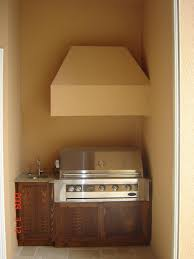 custom kitchen summer kitchens indoor small area exhaust fan