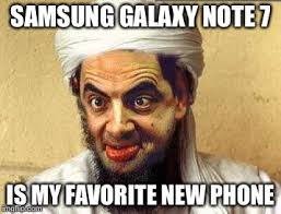 Galaxy Note Meme - crazy osama imgflip