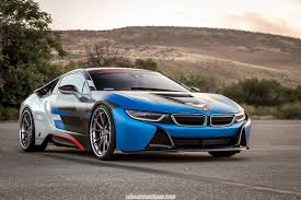 Bmw I8 Body Kit - finally a proper carbon fiber aero package for bmw u0027s i8 by vorsteiner