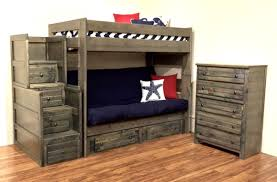 Loft Bed With Desk And Futon Metal Loft Bed With Futon Ideas Loft Bed With Futon U2013 Ashley
