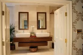 Modern Walnut Bathroom Vanity by Bathroom Vanity Units In Marble Emperador Light Brown Marble Bath