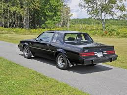 Buick Grand National Car Auctions 1987 Buick Grand National Owls Head Transportation Museum