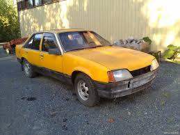 opel rekord 1985 nettivaraosa opel rekord 1983 project vehicles nettivaraosa