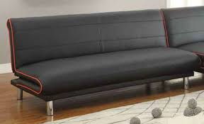 Sofa With Bed Pull Out Cool Leather Sofa Bed With Storage Leather Sofa Bed U2013 Interiorvues