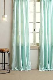 Green Curtains For Nursery Mint Green Curtains Teawing Co