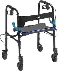 senior walkers with seat wheeled walkers walkers justwalkers