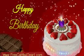 happy birthday cards free download with cakes wishes brother