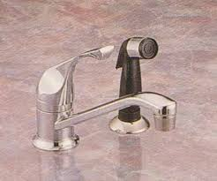 Single Handle Kitchen Faucet With Side Spray by Pictures Of Valley Single Handle Kitchen Faucets