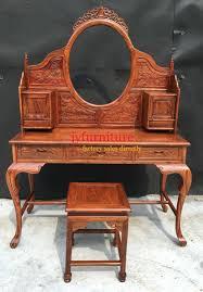 Make Up Dressers 2017 Solid Wood Dresser Set Bedroom Make Up Desk Home Wood