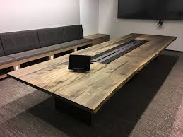 Square Boardroom Table Wood Conference Tables Meyer Reclaimed Wood Furniture