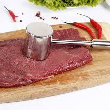 marteau cuisine viande de poulet filet steak attendrisseur de viande maillet