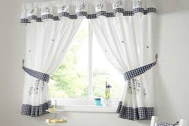 kitchen curtain ideas 30 terrific kitchen curtain ideas slodive