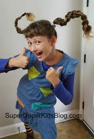 Pippi Longstocking Costume Superduperkidsblog Com U2013 Inspring Kids To Do Amazing Things