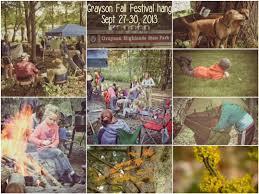 Grayson Highlands State Park Map by Va U003emt Rogers U003e4th Annual Grayson Highlands Fall Festival U003esept 26 28