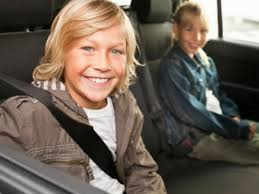 when is it ok for your child to ride in the front seat