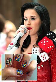 wacky celebrity nails slide 14 ny daily news