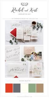 Map Wedding Invitations Bespoke Wedding Invitations Rachel And Kent U0027s Persimmon Slate
