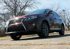 lexus station wagon 2013 2013 lexus rx 350 f sport staff reviews cheers and gears