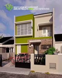 desain rumah lebar 6 meter rumah minimalis 2 lantai lebar 4 meter rumah tinymalis