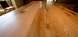 Reclaimed Oak Laminate Flooring Bethesda Marriott Antique Reclaimed Oak Tables Resawn Timber Co