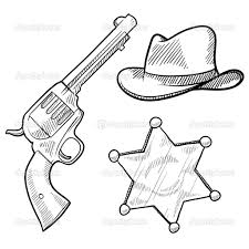 9 images of western sheriff badge coloring page callie wild west