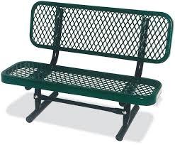 preschool bench by ultra site