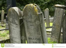 halloween tombstones royalty free stock photography image 1263587