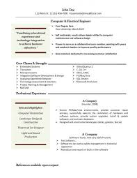 It Security Resume Examples by Resume Scientific Resume Examples Example Engineering Resume