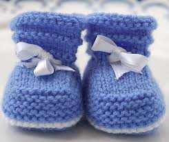 25 unique knitted booties ideas on knit baby booties