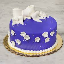 flower fondant cakes carlo u0027s bakery purple flowers decorating class