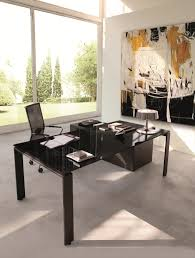 Modern Workstation Desk by Black Modern Office Chairs Danish Desk Large Contemporary Home