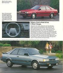subaru justy turbo cc capsule 1990 subaru loyale u2013 subaru loyalty near a low point