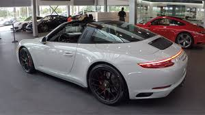 porsche targa 2018 2017 paint to sample fashion grey porsche 911 targa 4 gts 450 hp