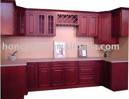 Solid Kitchen Cabinets Kitchen Elegant Solid Wood Kitchen Cabinet Ideas Featuring Modern