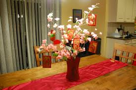 Flower Decoration At Home Chinese New Year Decoration Ideas U2013 Decoration Image Idea