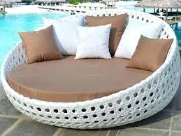 Outdoor Wicker Daybed Outdoor Wicker Daybeds Furniture Daybed Porch Chair Patio