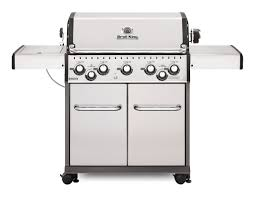 Backyard Grill 5 Burner Gas Grill by Broil King Baron 590 5 Burner Gas Grill With Side Burner Wayfair
