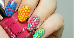 imagenes uñas para decorar 4 sencillas maneras para decorar tus uñas con puntos