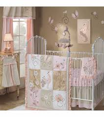 Baby Crib Bed Sets Lambs Fawn 5 Crib Bedding Set