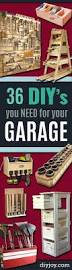 36 diy ideas you need for your garage garage makeover storage