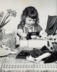singer sewing machine black friday 30 beautiful vintage photos of children sewing child vintage