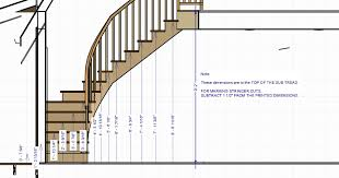incridible curved staircase dimensions 7962