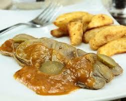 comment cuisiner une langue de boeuf recette langue de boeuf à la sauce madère