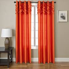 95 Inch Curtain Panels Softline Betta Grommet Top 95 Inch Curtain Panel 54 X 95 Ebay