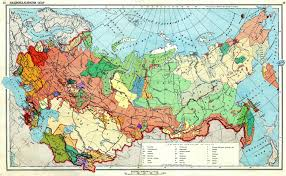Ural Mountains On World Map by Map Of Stalin U0027s Gulag Forced Labor Camps In Soviet Russia 1951