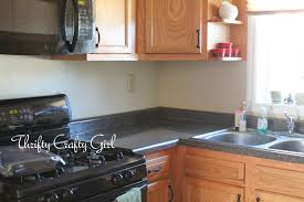How To Install A Kitchen Backsplash Video Thrifty Crafty Easy Kitchen Backsplash With Smart Tiles