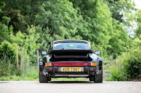 british racing green porsche ex peter sellers porsche 930 turbo