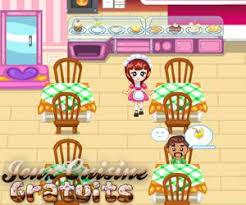 jeux de cuisine serveuse jeux de serveuse