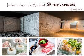cuisine mode แนะนำอาหารบ ฟเฟ ต โรงแรม สาทร the sathorn mode satorn hotel pantip