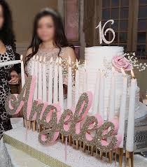 sweet 16 candelabra sweet 16 candelabras mitzvah candle lighting boards sweet 16